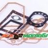 Прокладки двигателя полный комплект 12 ед. (ZUBR) - 195N - Premium 39459
