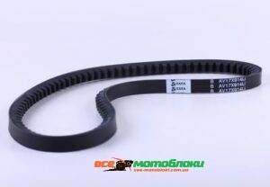 Ремень 17*914L зубчатый (L-470mm*2) - 168F - Premium