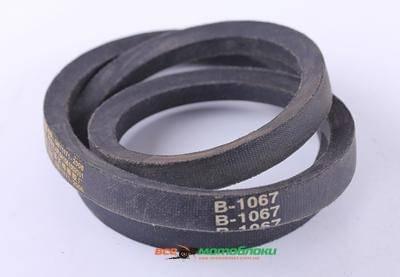 Ремень B-1067 (L-540mm*2) - 168F - Premium