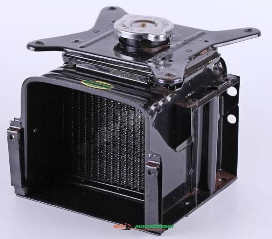 Радиатор (латунь) с крышкой - 190N