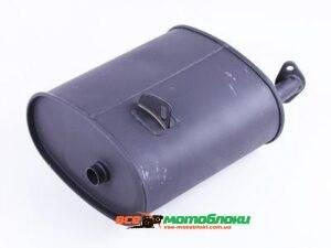 Глушитель (генератора 2-3,5 кВт) - 168F