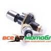 Топливный насос с электромагнитным клапаном - 186F 33991