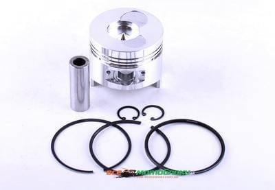Поршневой комплект 78,50 mm (острый конус форкамеры) - 178F - Premium