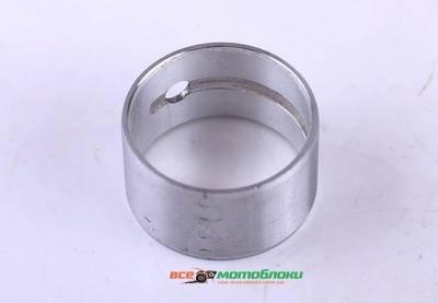 Втулка коленвала (вкладыш коренной) 0,0 STD - 186F - Premium
