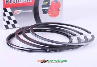 Кольца 95,25 mm - 195N - Premium