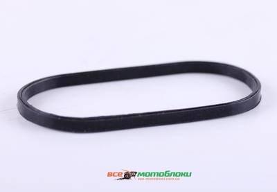 Кольцо уплотнительное блока (резиновое овальное) - 186F