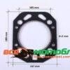 Прокладка головки цилиндра ZUBR original (с язычком) - 195N