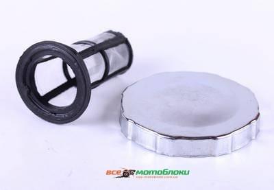 Крышка бака с сеткой под потайную горловину - 195N
