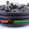 Сцепления в сборе 3 ручья 2 диска (мототрактор) - MFC 40610