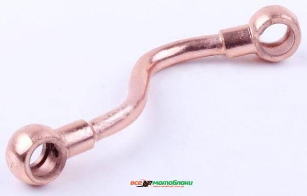 Трубка высокого давления (топливный насос-фильтр) - ZS/ZH1100
