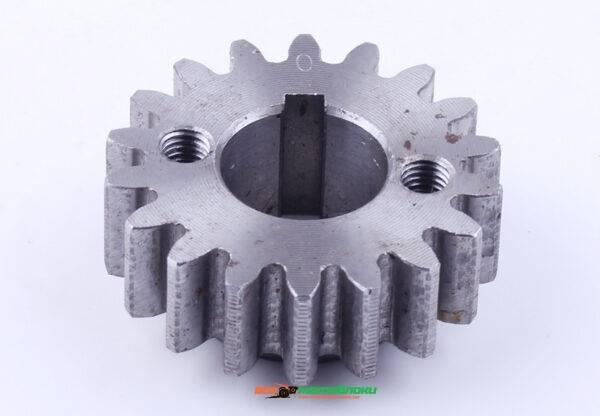 Шестерня балансирующих валов Z-18 внутр. ?25 mm шпонка - ZS/ZH1100