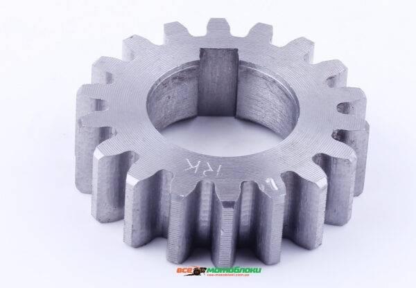 Шестерня коленвала Z-18 внутр. ?30 mm шпонка - ZS/ZH1100