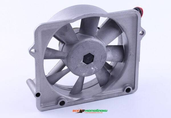 Вентилятор в сборе со статором - ZS/ZH1100
