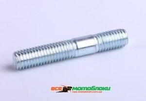 Шпилька крепления глушителя - 188F