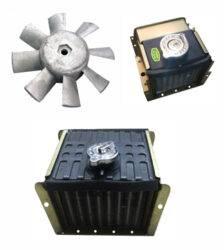 Радиаторы / вентиляторы на мотоблок