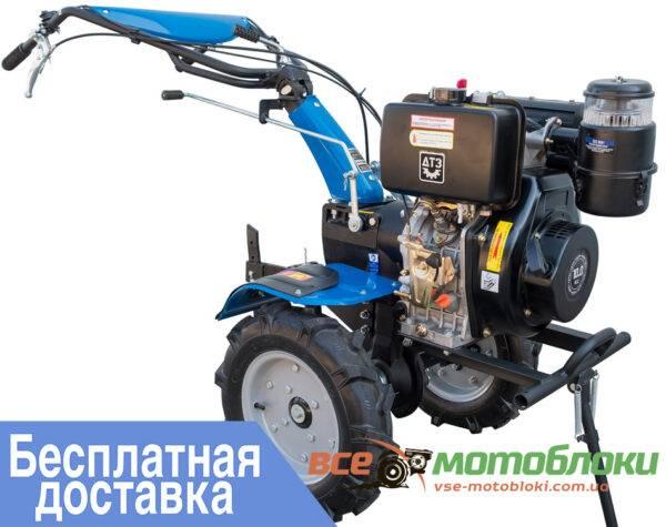 Мотоблок ДТЗ 510ДНЕ  – дизель