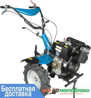 Мотоблок ДТЗ 512ДН  – дизельный