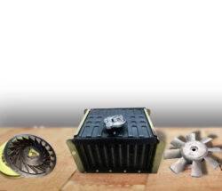 Радиаторы и вентиляторы на мотоблок
