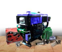Запчасти на двигатель R175 / R180 ( 7-8 лс )