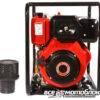 Мотопомпа Дизельная Weima WMCGZ100-30Е (ЭлСтарт, Патрубок 10 см, 120 куб/час)
