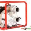 Мотопомпа Бензиновая Weima WMPW80-26 (Для грязной воды, Патрубок 8 см, 78 куб/час) 41963