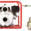 Мотопомпа Бензиновая Weima WMPW80-26 (Для грязной воды, Патрубок 8 см, 78 куб/час) 41964