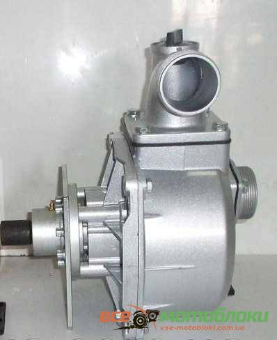 Помпа для мотоблока Weima WM1100 (105) (Алюминий, Патрубкок 5 см, 36 куб/час)