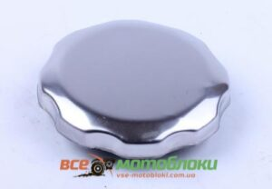 Крышка бака топливного (металл) - 168F