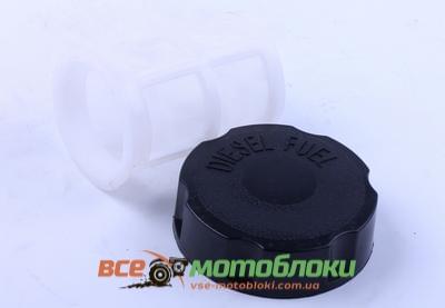 Крышка бака топливного (с сеткой) - 178F