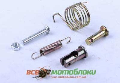 Пружины механизма дроссельной заслонки комплект - 178F