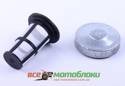 Крышка бака с сеткой - 190N