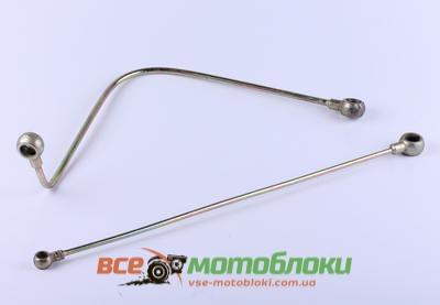 Масляные патрубки метал. (2 шт.) - 195N