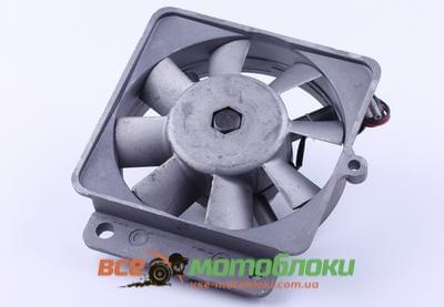 Вентилятор в сборе с генератором (1GZ90) - 195N
