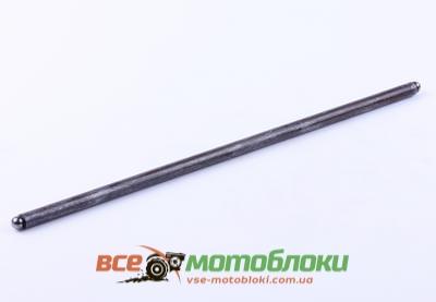 Штанга L-245mm ZUBR original (1шт.) - 195N