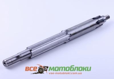 Вал главный L-370 mm - КПП/6
