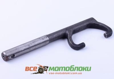 Вилка блокировки дифференциала - КПП/6