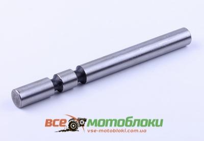Ось вилки повышающей/понижающей шестерни L-151 mm - КПП/6