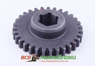 Шестерня ведомая 3 передачи Z-31 - КПП/6