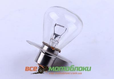 Лампа фары с юбкой (ZUBR original) - 180N-195N