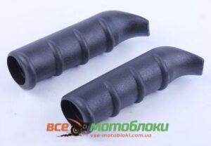 Ручки на руль резиновые (пара) - 178F/186F