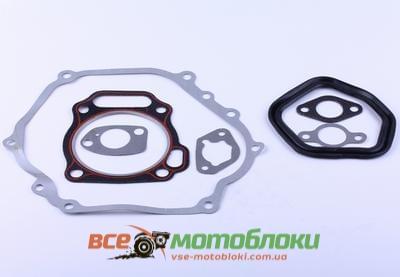 Прокладки двигателя комплект (7 шт.) - 188F