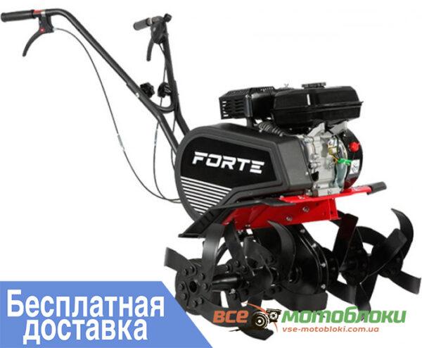 Мотоблок Форте (FORTE) МКБ-70 - бензиновый (Красный)