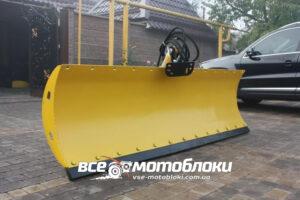 Лопата-отвал для трактора МТЗ